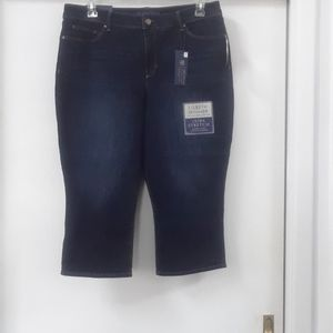 Women's Denim Capris